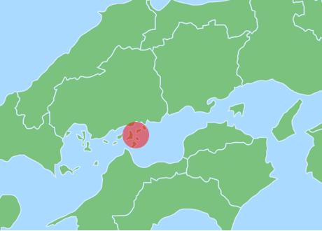 愛媛県・岩城島